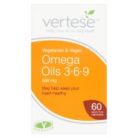 Vertese omega oils 3+6+9