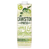 Cawston Press pressed apple & elderflower juice