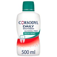 Corsodyl daily defence mouthwash