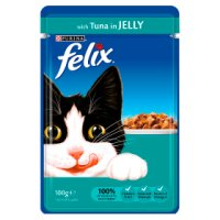Felix tuna in jelly