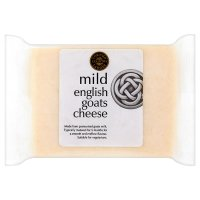 English goats mild Cheddar