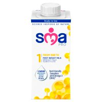 Sma pro first infant milk from birth