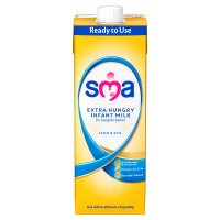 Sma extra hungry infant milk birth