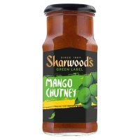 Sharwood's mango chutney