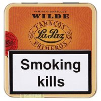 La Paz mini wilde cigarillos