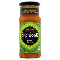 Sharwood's lime pickle