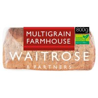 Waitrose farmhouse batch multigrain