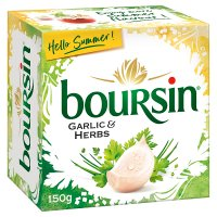 Boursin garlic & herbs