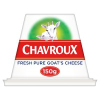 Chavroux Pyramid Pure goat's cheese
