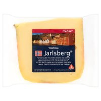 Waitrose Jarlsberg medium