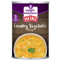 Weight Watchers from Heinz country vegetable soup