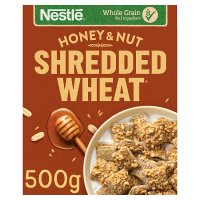 Shredded Wheat Honey Nut