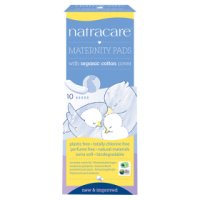 Natracare new mother maternity pads