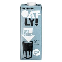 Oatly longlife dairy free oat alternative to milk