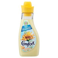 Comfort sunshiny days 21 wash fabric conditioner