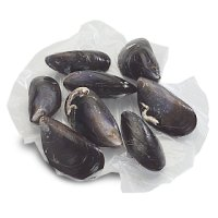 Waitrose MSC fresh Scottish rope grown mussels