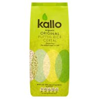 Kallo organic original puffed rice cereal
