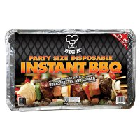Big K disposable large picnic BBQ