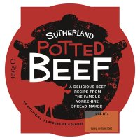 Sutherland Yorkshire potted beef