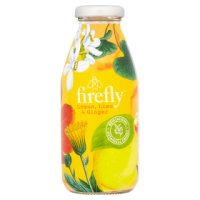 Firefly de-tox lemon, lime & ginger