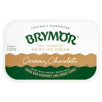 Brymor chocolate ice cream