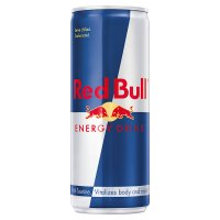 Red Bull stimulation