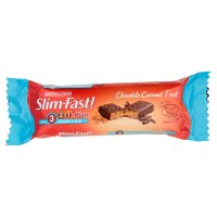 Slim.fast! chocolate caramel treat snack bar
