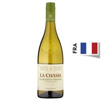 La Châsse Chardonnay, French, White Wine