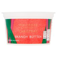 Waitrose brandy butter