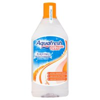 Aquafresh extreme clean purify
