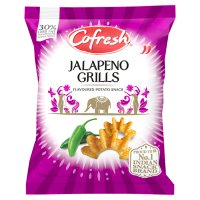 Cofresh pot snacks - jalapeno