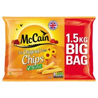 McCain oven chips