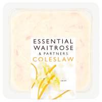 essential Waitrose coleslaw