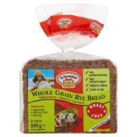 Schneider Brot German vollkornbrot - wholegrain rye bread