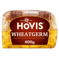 Hovis Brown original wheatgerm sliced bread