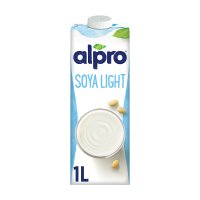Alpro longlife light soya milk