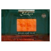 Bleiker's highland peat smoked salmon