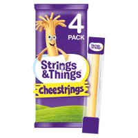 Cheestrings 4 pack Original
