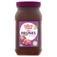 Nature's Finest Pitted Prunes (in juice)