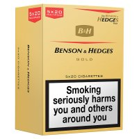 Benson & Hedges king size