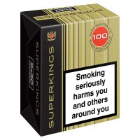 Superkings cigarettes