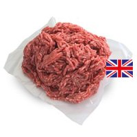 Scottish Aberdeen Angus lean ground beef