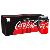 Coca-Cola Zero fridge pack