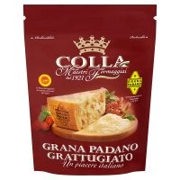 Colla Grana Padano grated