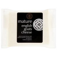 English mature goats Cheddar