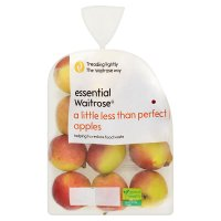 essential Waitrose Weather Blemished Apples