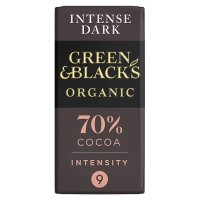 Green & Black's Organic dark chocolate 70%