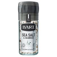 Bart organic sea salt & seaweed grinding mill