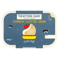Trewithen cream clotted