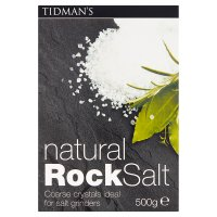 Tidman's rock salt natural